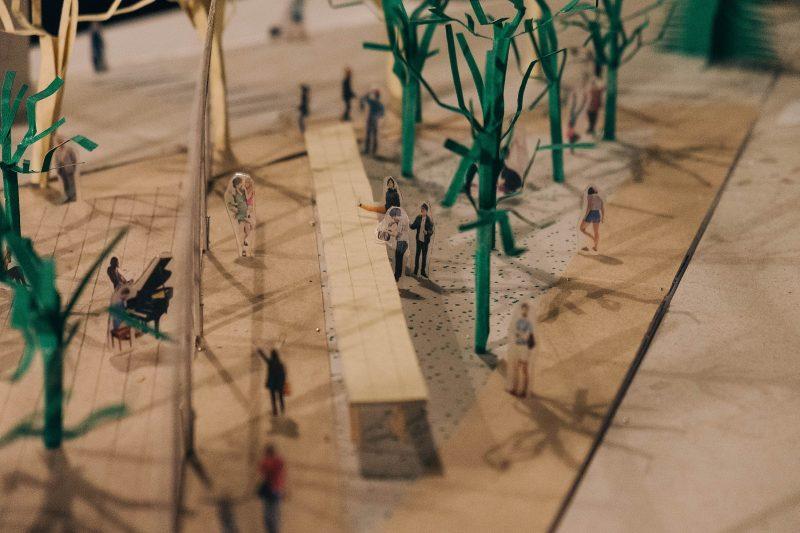 School of Urban Practices / My piece of Savamala